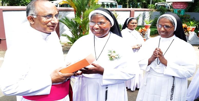 Welcoming Bishop