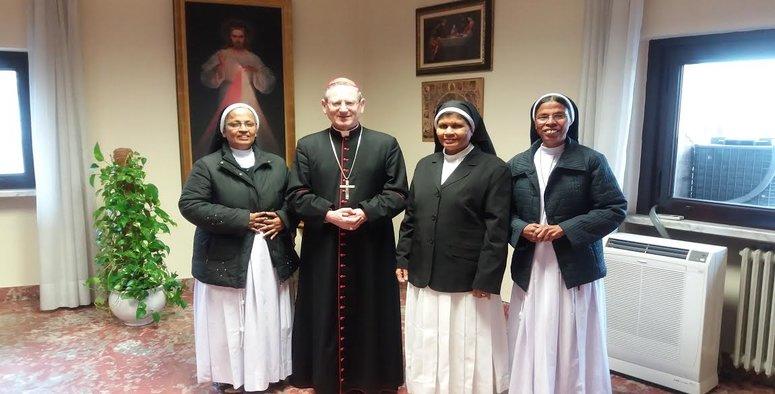 Mother Ann Joseph in Rome
